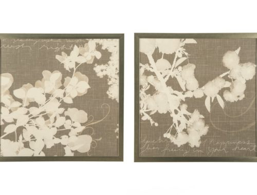 Baibre Cream/Taupe Wall Art Set