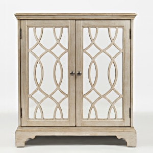 JF-1550-32-Casa-Bella-32-Accent-Cabinet-Chestnut-with-Vintage-Silver1