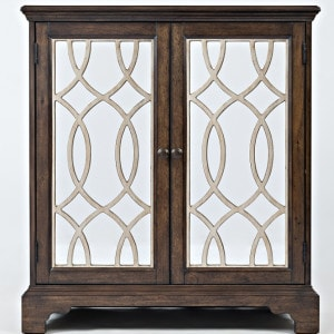 JF-1560-32-Casa-Bella-32-Accent-Cabinet-Chestnut-with-Vintage-Silver1