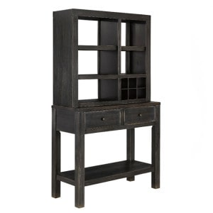 AF-D532-60-61 Gavelston Dining Room Hutch and Server1
