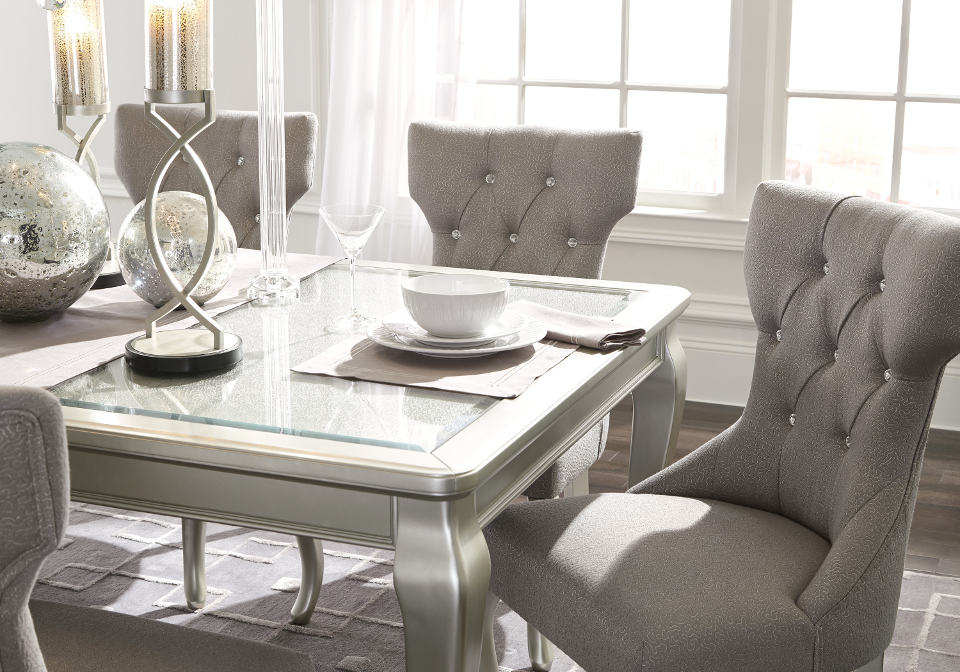 AF D650 35 Coralayne Dining Room Extension Table2 700x500