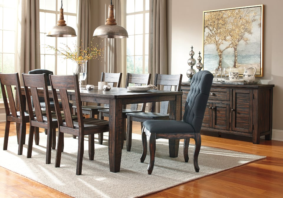 Trudell Dining Room Extension Table Evansville Overstock Warehouse