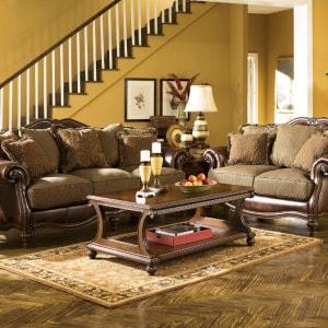 Claremore-Antique-Sofa-Set