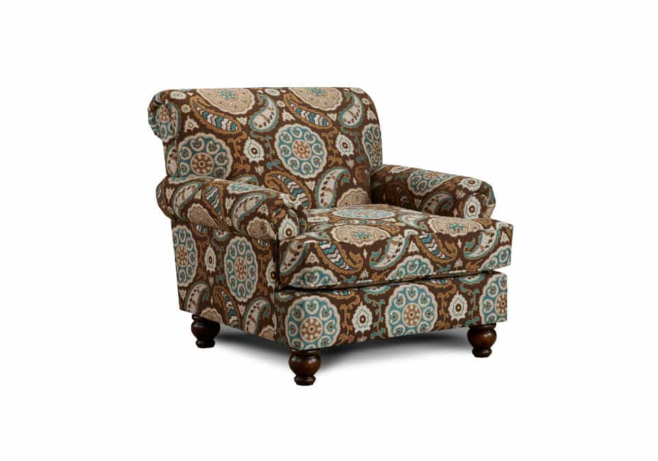 hanson turquoise chair evansville overstock warehouse. Black Bedroom Furniture Sets. Home Design Ideas