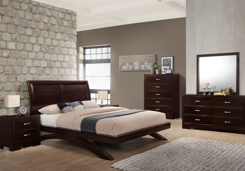 Grinstead Queen Bedroom Set Evansville Overstock Warehouse