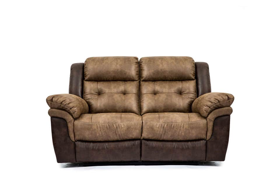 Hudson Bonanza Silt Bonanza Sable Reclining Sofa Set