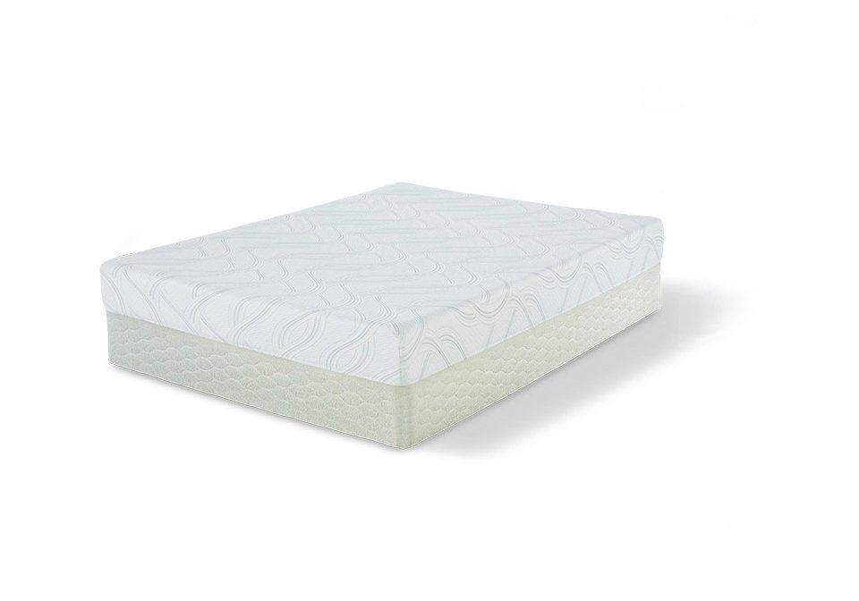Serta Kiley Memory Foam Queen Mattress Set Evansville Overstock Warehouse