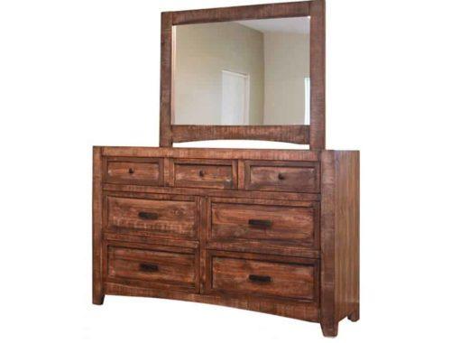 Porto-Dresser-Mirror