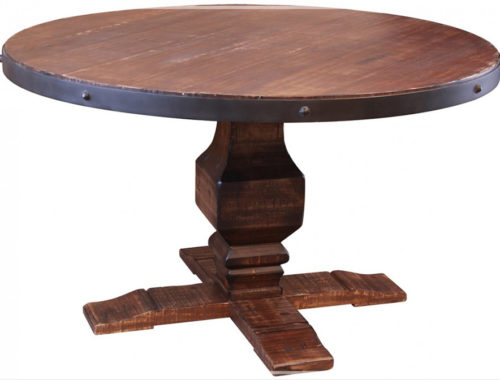 Pueblo-Round-Dining-Table