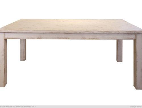 Pueblo-White-Rectangular-Dining-Table