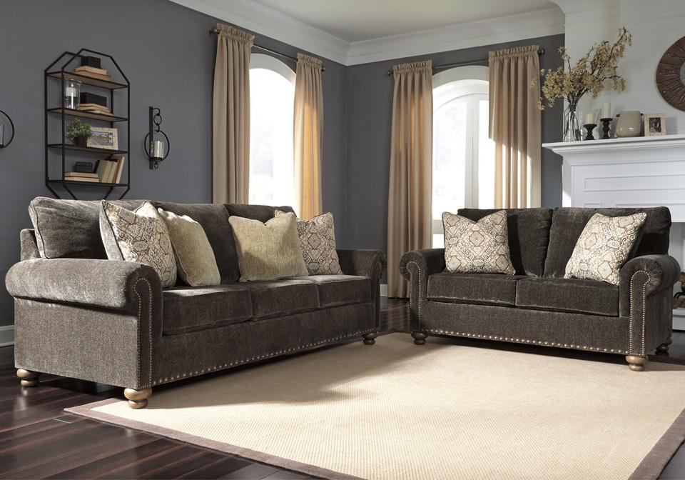 Stracelen Sable Sofa Set Evansville Overstock Warehouse