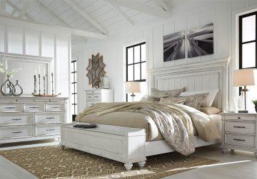 Ashley Queen Storage Bedroom Sets Archives | Evansville Overstock ...