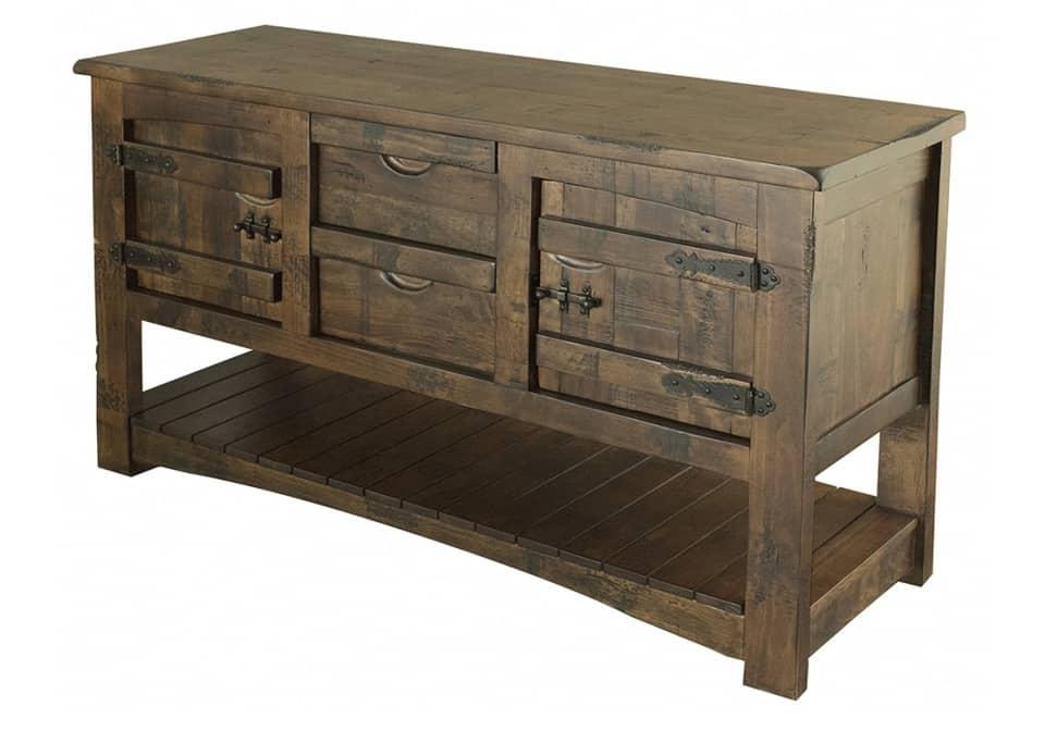 Mezcal Sofa Table