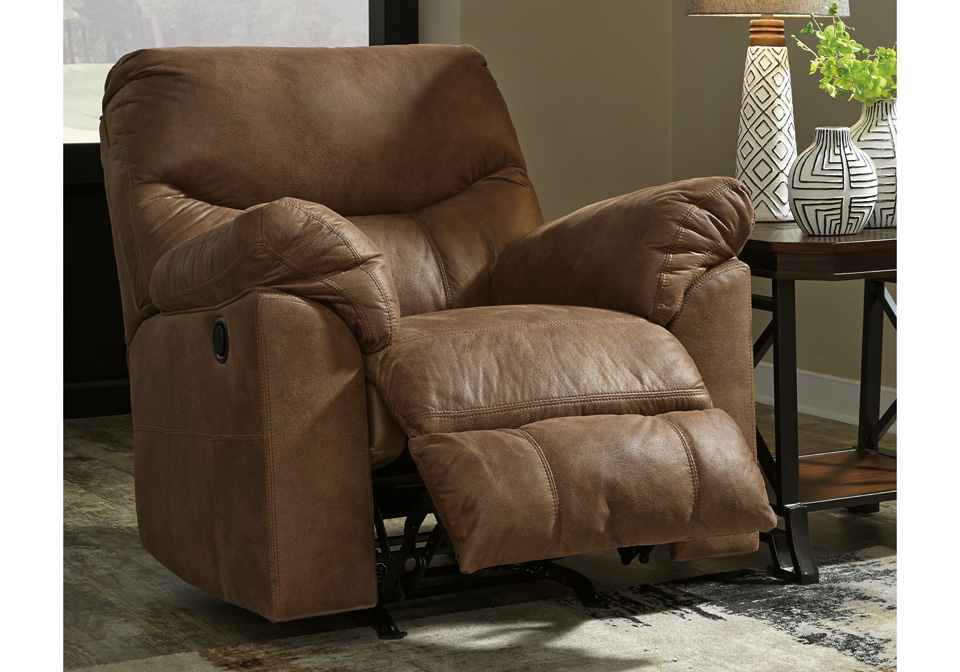 Boxberg Bark Rocker Recliner Evansville Overstock Warehouse