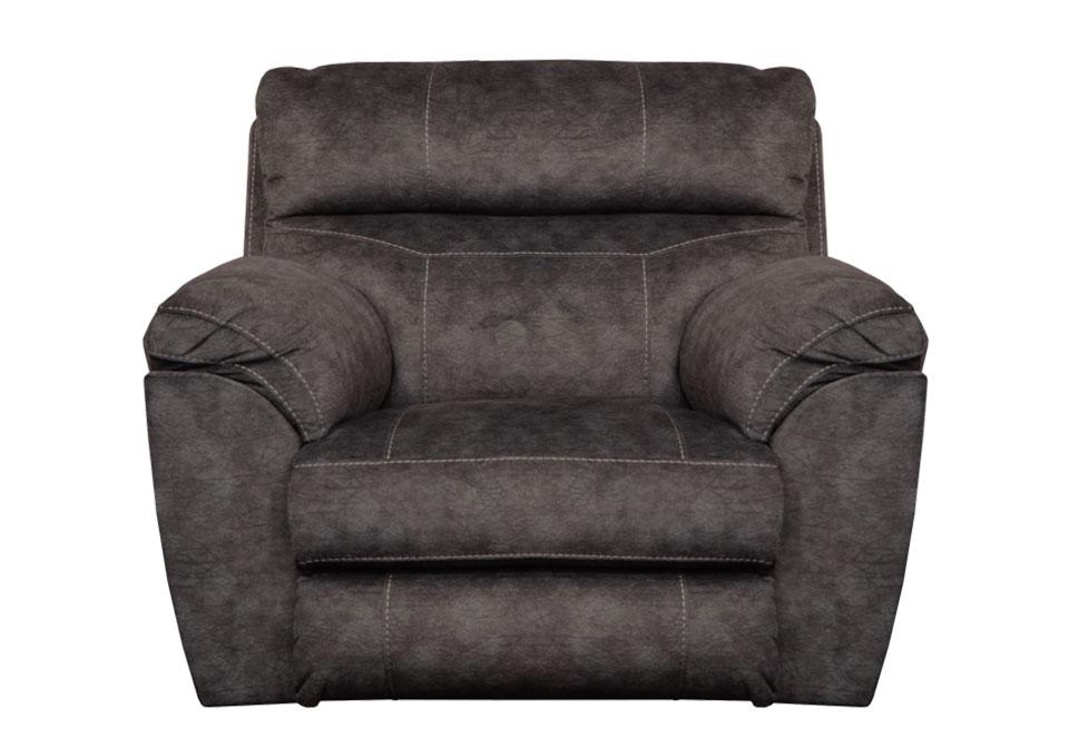 Swell Catnapper Sedona Smoke Lay Flat Power Recliner Evergreenethics Interior Chair Design Evergreenethicsorg